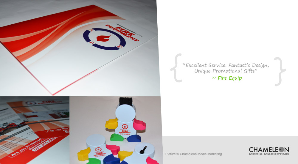 Fire and Safety  Promotional Gift Supplier. Print and Design.