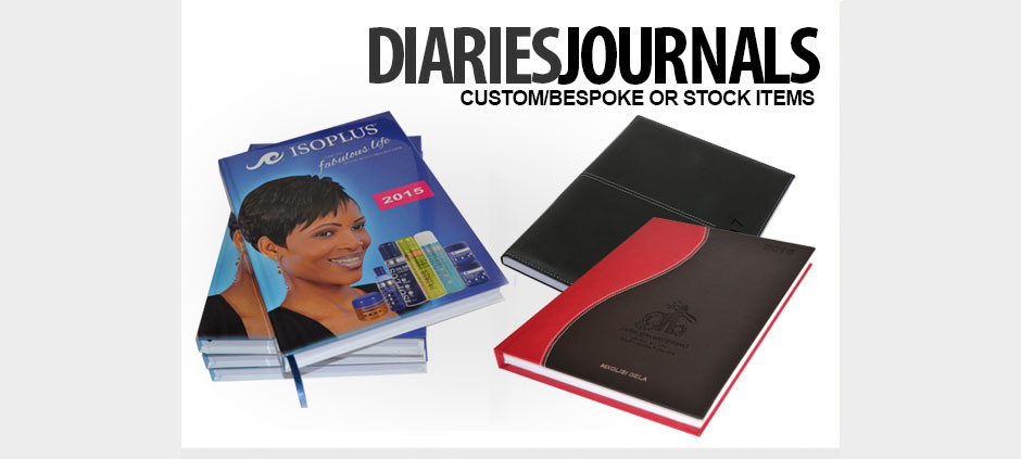 2018 Diary Supplier, Durban. Diary Promotional Special