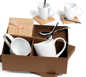 Mayfair Porcelain Coffee Set,South Africa